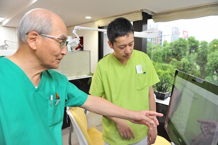 顎関節症の検査